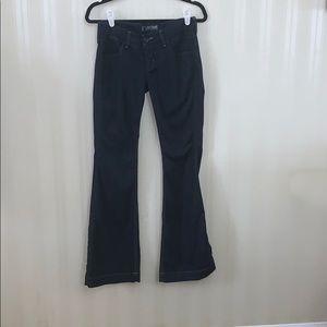 Hudson's boot cut jeans size 26